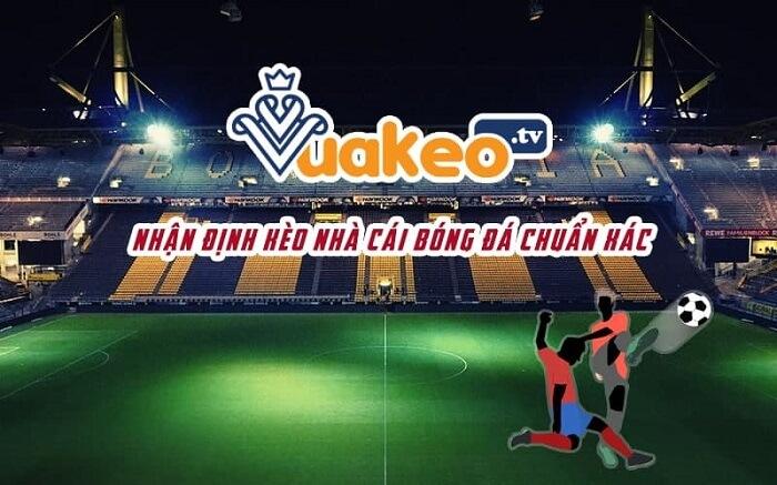 Tham khảo nhận định từ các chuyên gia soi kèo trên Vuakeo TV để có những quyết định kèo đúng