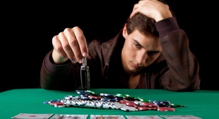 Có rất nhiều nguyên nhân dẫn đến vận đen trong cờ bạc
