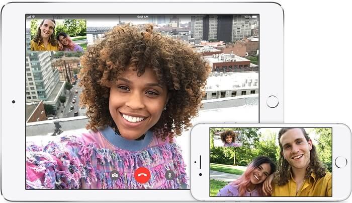 Facetime là một tính năng được phát minh bởi Apple cho phép người dùng thực hiện cuộc gọi Video/Audio qua mạng Wifi/3G giữa thiết bị Apple với nhau